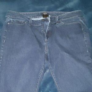 Ann Taylor Straight Leg Jeans 14P